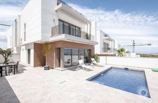 New Build Villas in San Miguel De Las Salinas