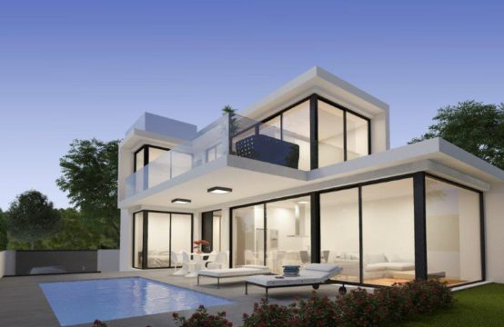New Built Luxury Villas in Orihuela Costa