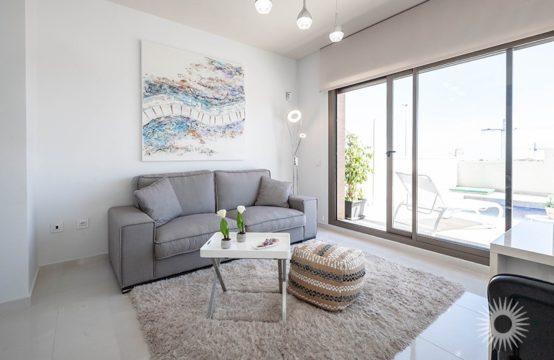 Cozy modern new build villa in Punta Prima, Orihuela Costa