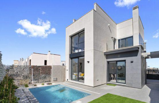 New-build Villas at great price in Villa Martin, Orihuela Costa