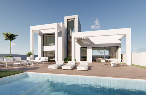 Independent New-built villas in Finestrat, Benidorm