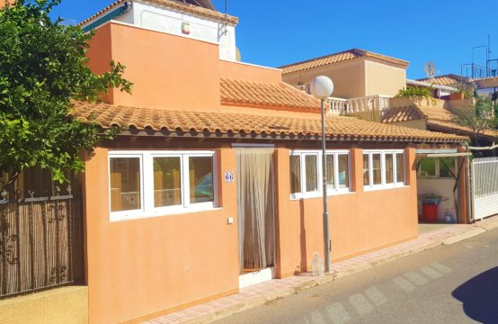 3 Bedroom Townhouse For Sale In El Chaparral, Torrevieja